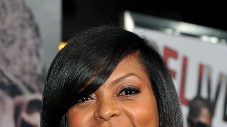 The Book of Eli LA premiere 2010 Taraji P Henson