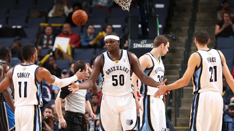 Randolph and Leuer lead Grizzlies past Magic 94-85