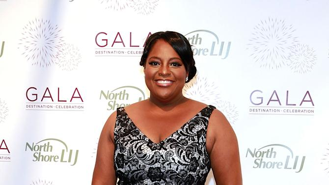 IMAGE DISTRIBUTED FOR NORTH SHORE-LIJ - Sherri Shepherd seen at North Shore-LIJ Health System Spring Gala, on Thursday, April, 25, 2013 in New York, NY. (Photo by Mark Von Holden / Invision for North Shore-LIJ /AP Images)