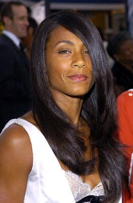 Jada Pinkett Smith at the Los Angeles premiere of Twentieth Century Fox's I, Robot