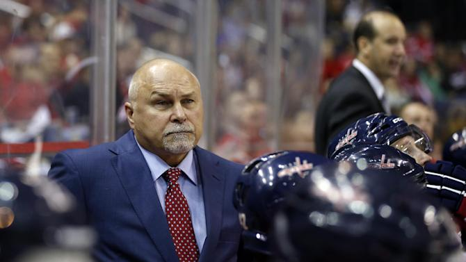 Capitals beat Sabres 1-0 in Trotz's debut