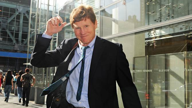 Green Bay Packers president and CEO Mark Murphy leaves a law firm where contract talks ended, Friday, July 15, 2011, in New York.  Significant progress on a major sticking point in the NFL labor impasse, soaring rookie salaries, during marathon talks Thursday raised hopes that a tentative agreement in principle could perhaps come within 24 hours, according to two people familiar with the negotiations. (AP Photo/Louis Lanzano)