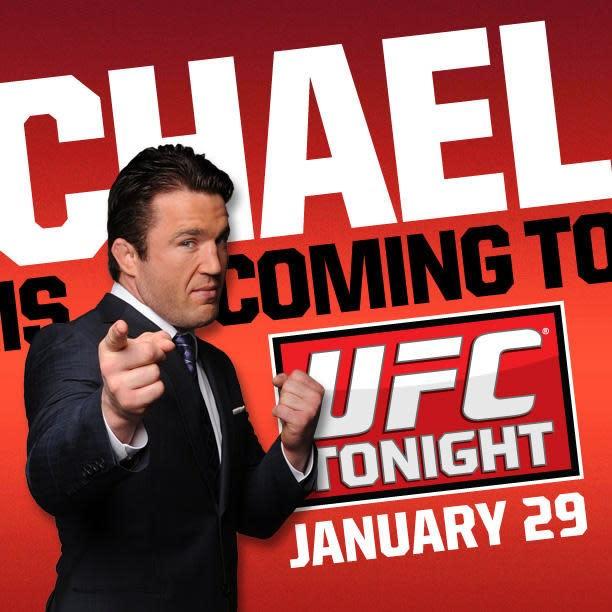 Chael Sonnen Joins UFC Tonight Line-Up