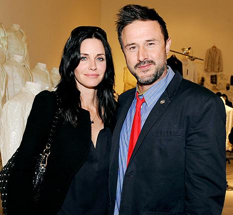 """Courteney Cox Loved Directing Ex-Husband David Arquette: """"It's So Nice to Direct Someone You Know"""""""