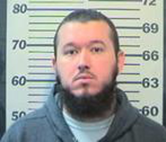 "FILE - This undated file booking photo provided by the Mobile County/Metro Jail shows Randy ""Rasheed"" Wilson. A federal judge on Monday, Dec. 17, 2012 denied bond for Wilson, a 25-year-old Mobile, Ala., native charged with plotting to join violent international jihad. U.S. Magistrate Judge Katherine Nelson said Wilson should remain in jail pending further court proceedings. (AP Photo/Mobile County/Metro Jail via AL.com, File)"