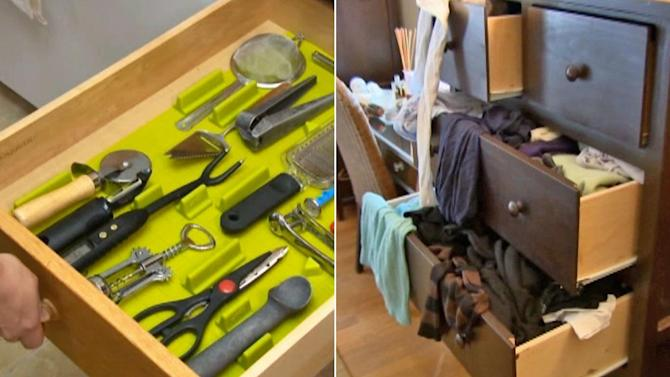 New tools and designs help you get organized