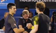 Australian Open: Djokovic Too Good For Murray