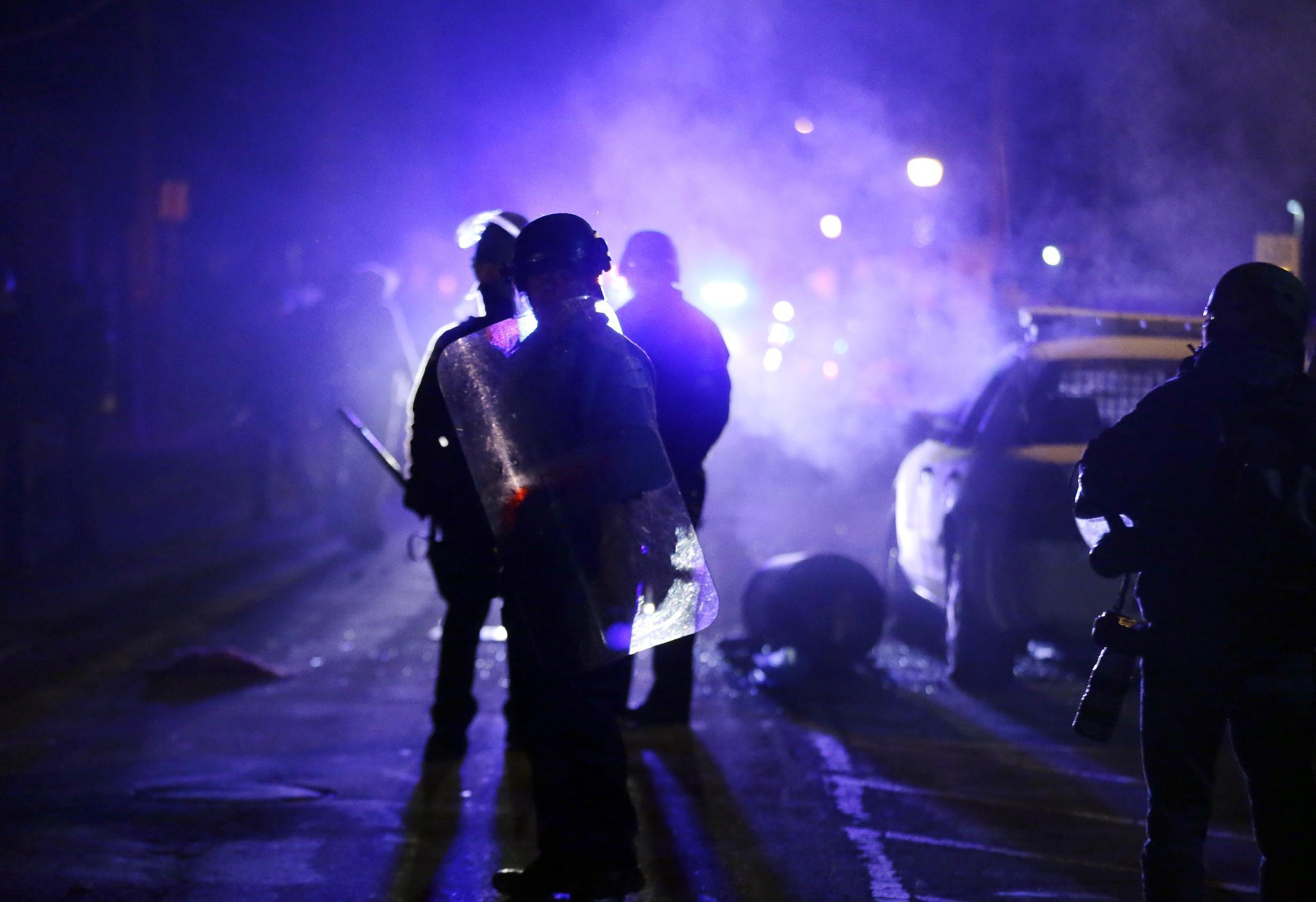 New Ferguson report offers lessons on handling protests