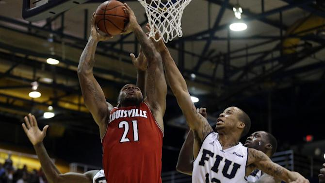 No. 14 Louisville dismisses F Behanan from team