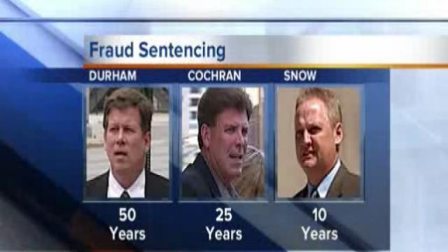 Tim Durham gets 50 years in prison
