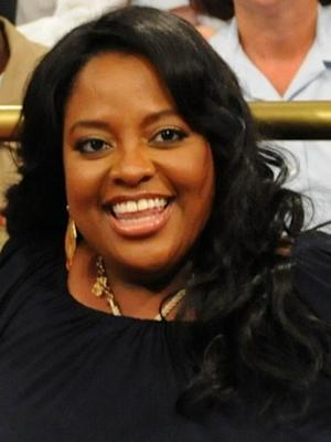 Sherri Shepherd said it was okay for Whoopi Goldberg to use the N-word but not Barbara Walters.