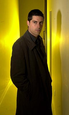 Matthew Fox as Frank Taylor on Haunted