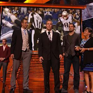 'NFL Honors': New England Patriots tight end Rob Gronkowski wins Comeback Player of the Year award