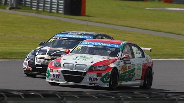 Nykjaer steals race two win from Bennani