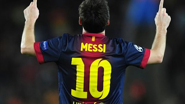 Lionel Messi admits the collective goal comes before his personal achievements