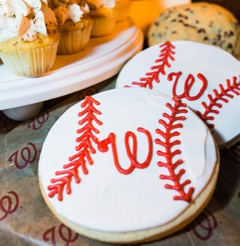 Top New Food Spots to Try at Nationals Park in 2013