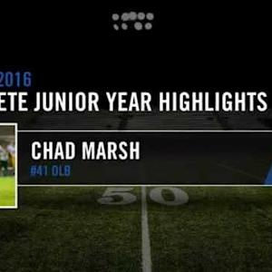 Chad Marsh Complete Junior Year Highlights