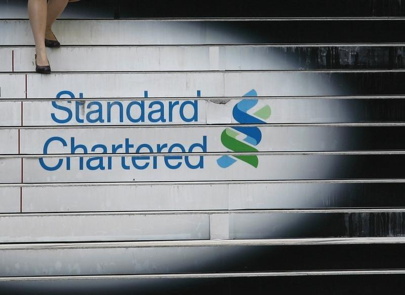 StanChart senior exec Shankar quits in latest management change