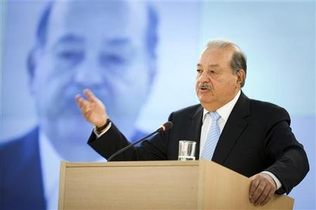 Mexican Government Asks Supreme Court To Hear Slim TV Case