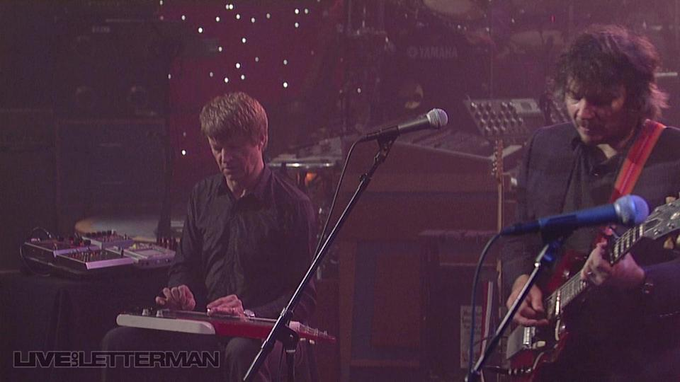 Jesus Etc. (Live on Letterman)