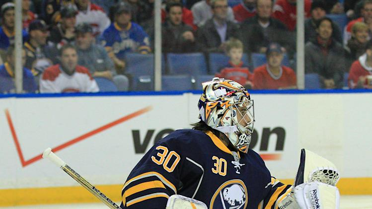 NHL: Montreal Canadiens at Buffalo Sabres