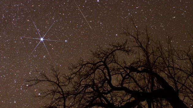 Year's Best Meteor Shower Tonight (ABC News)