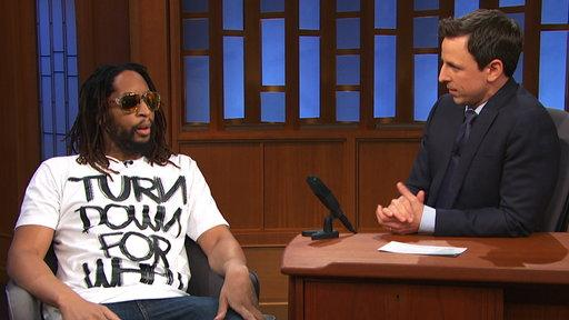 Lil Jon Interview