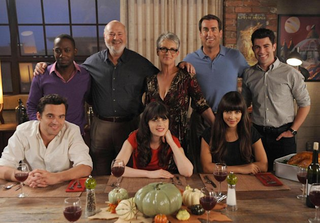 """New Girl"" – ""Parents"" on …"