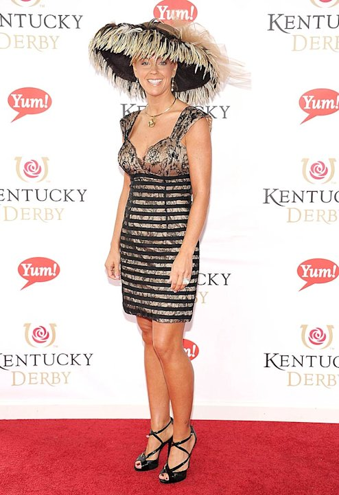 Kate Gosselin Kentucky Derby