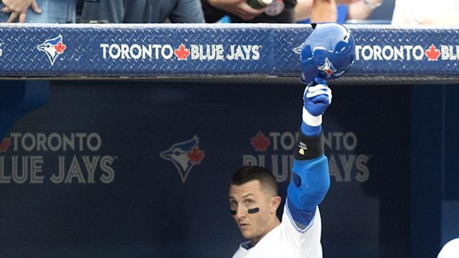 LEADING OFF: Tulo likely to stay as leadoff for Blue Jays