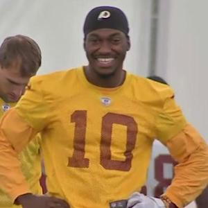 NFL NOW: Return of Robert Griffin III?