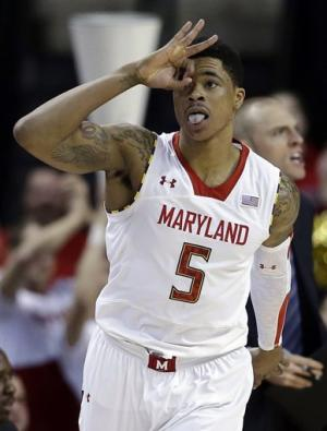 Faust scores 18 as Maryland beats Clemson 72-59