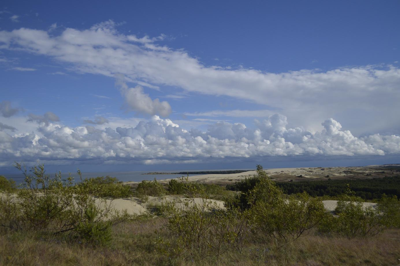 Lithuania's Curonian Spit: Serene strand between the waters