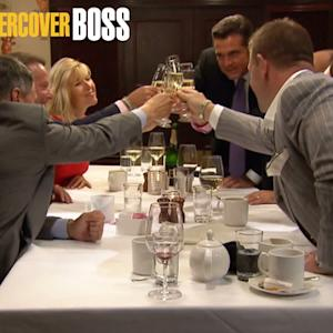 Undercover Boss - A Toast To Undercover Boss