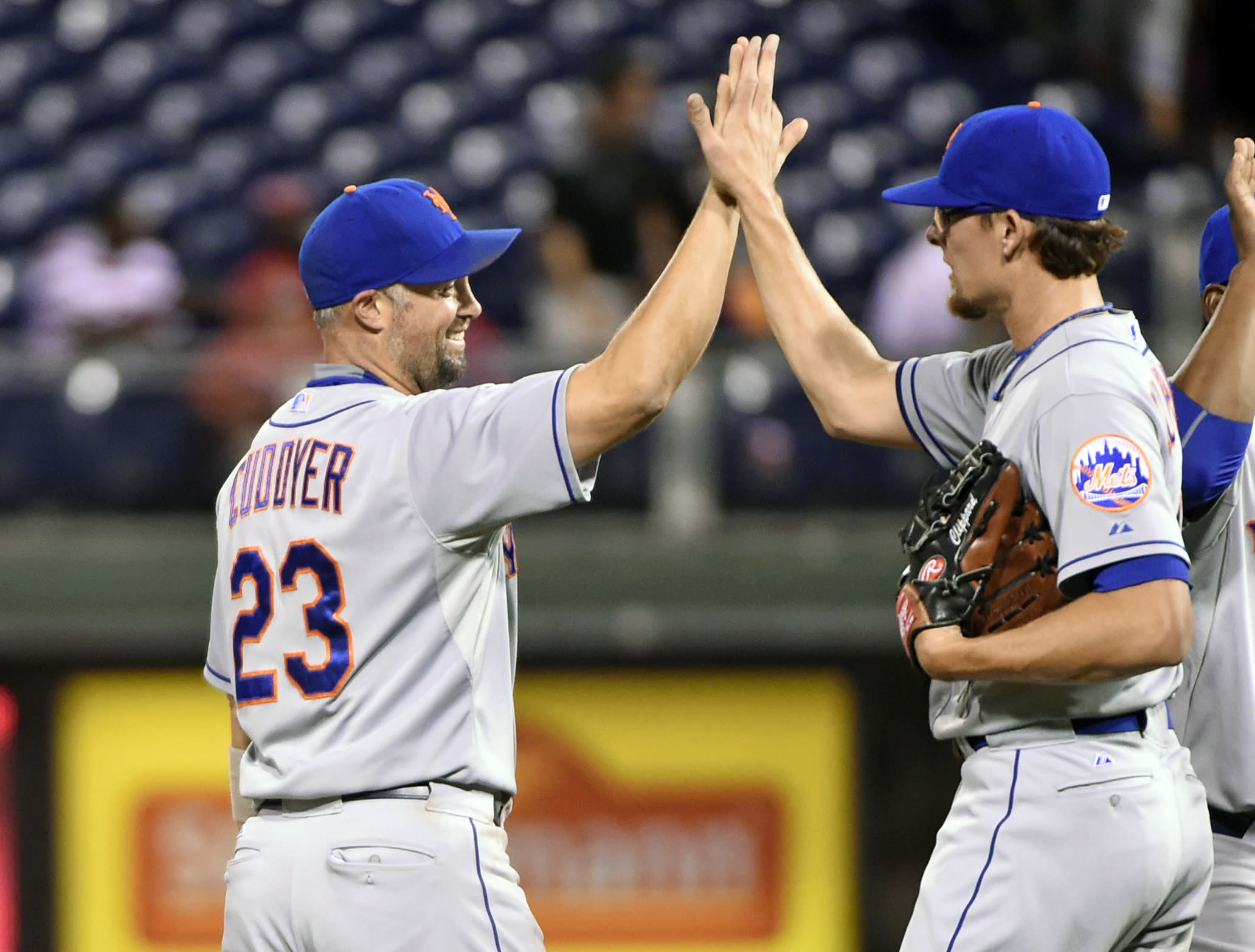 Around the NL East: Will the Mets ever lose again?