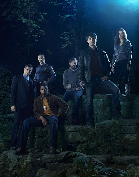 The cast of &quot;Grimm.&quot; 