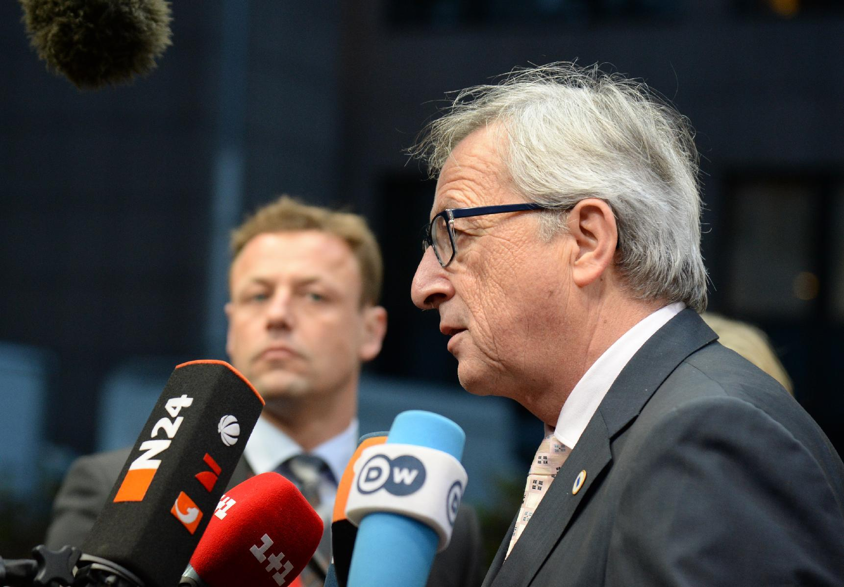 EU leaders baulk at money for Juncker investment plan