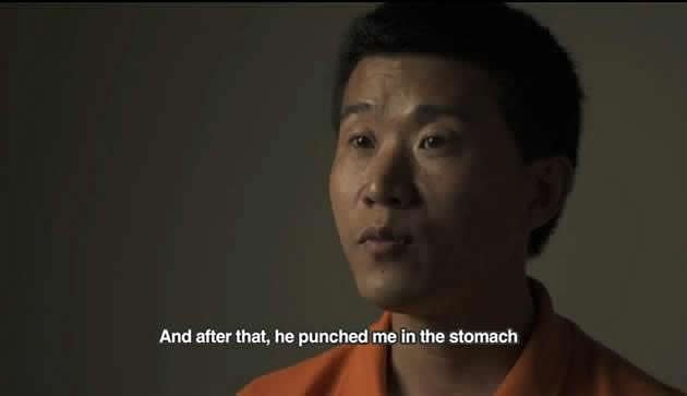 Former SMRT bus driver He Jun Ling speaking in an interview with documentary filmmaker Lynn Lee. (Screengrab: LianAin Films)