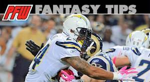 Week Five fantasy tips: RBs