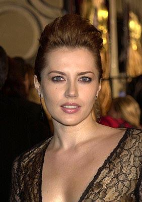 Dagmara Dominczyk at the Hollywood premiere of The Count of Monte Cristo