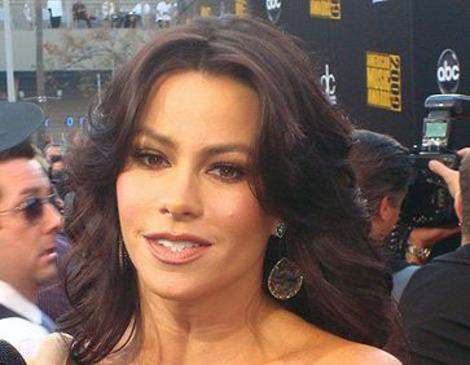 Sofia Vergara sizzles at every awards show.