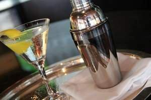 Celebrate Civilized Summer Cocktails at The Ritz-Carlton, Washington, DC With British Inspired Tableside Martini Service