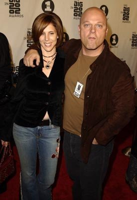 Michael Chiklis and wife Michelle VH-1 Big in 2002 Awards - 12/4/2002