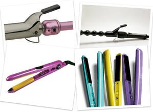 Hot tools for hot hair