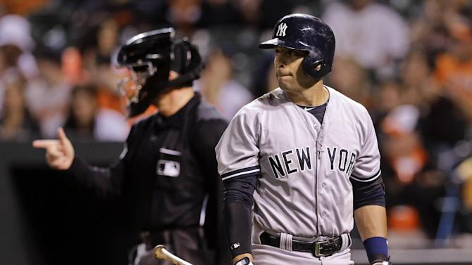 Yankees' Prado has appendectomy, out for season