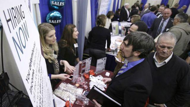 Inside January's unemployment numbers