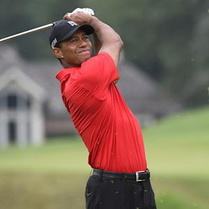 Tiger Woods impresses at Greenbrier Classic