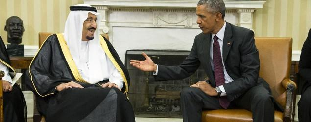 Saudi king expresses support for Iran nuclear deal