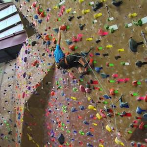 San Francisco man wants every school to have a climbing wall