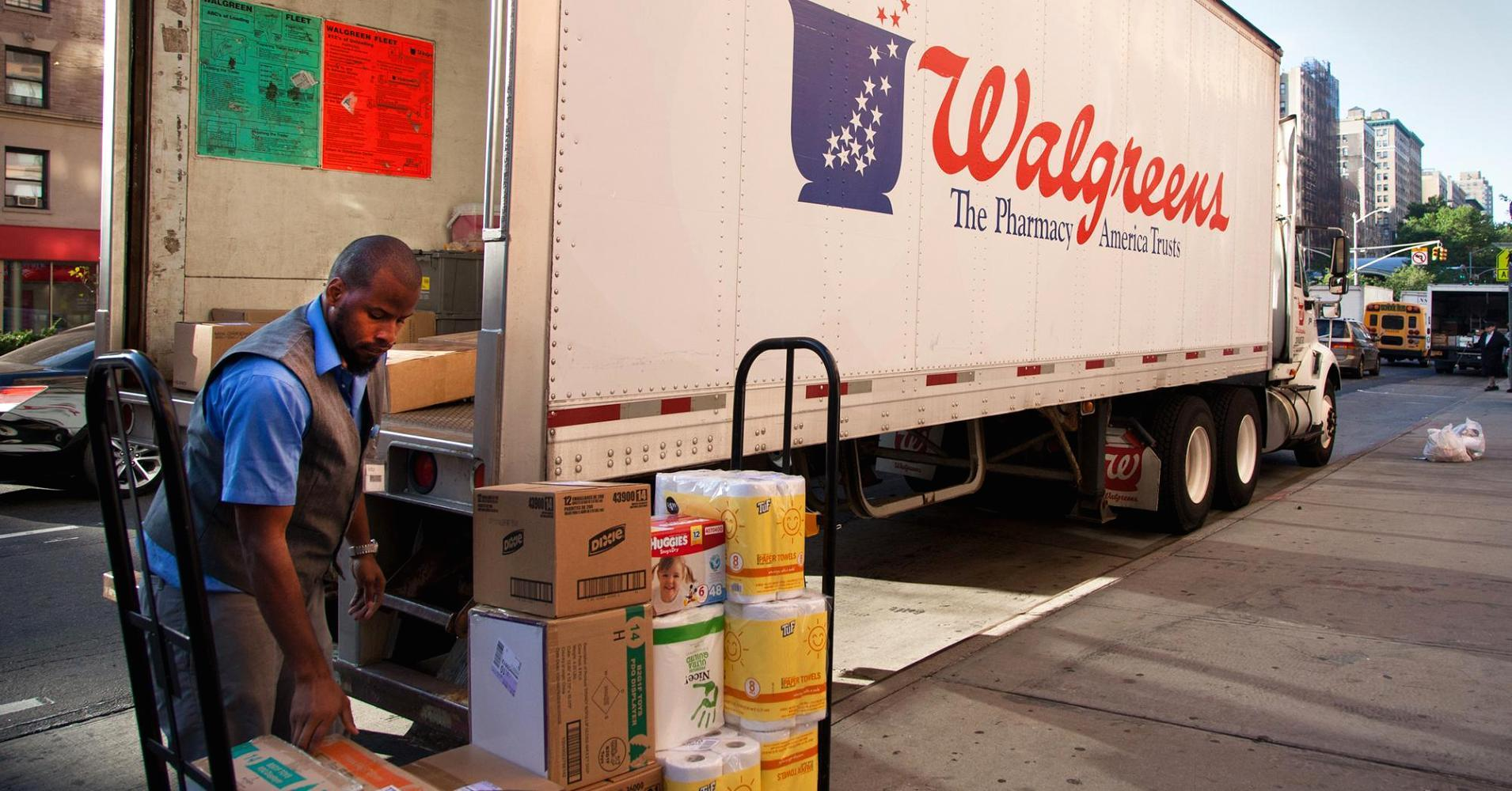 Walgreens, Rite Aid shares hammered by US antitrust concerns